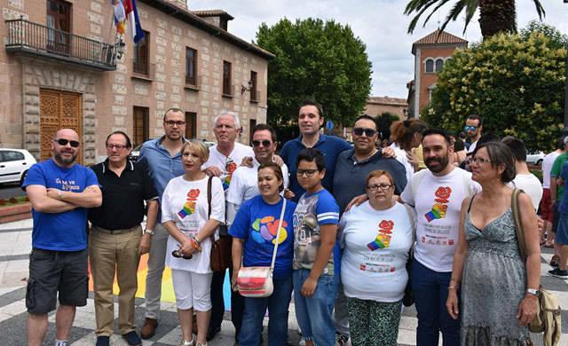 El PSOE promueve la igualdad en la celebración del Día del Orgullo LGTBI en Talavera