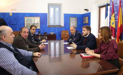 Hernando: 'Talavera perdería 10 millones de euros y 100.000 visitantes si prosperan las enmiendas de PP y Podemos'