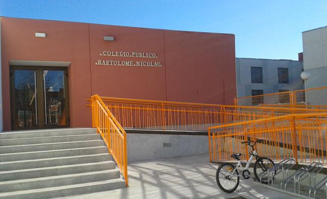 Ya se puede iniciar la construcción de las aulas del Bartolomé Nicolau