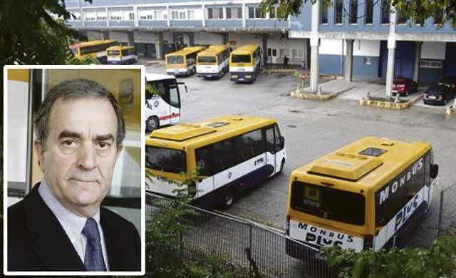El concurso de los autobuses urbanos sigue siendo un 'culebrón'