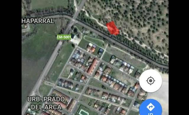 Aparece el cadáver de un hombre colgado de un árbol junto a Prado del Arca