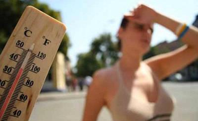 Protección Civil alerta por ola de calor, con temperaturas de más de 40ºC