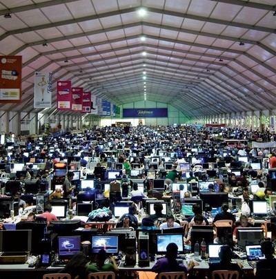 Campus Party en Valencia / Europa Press