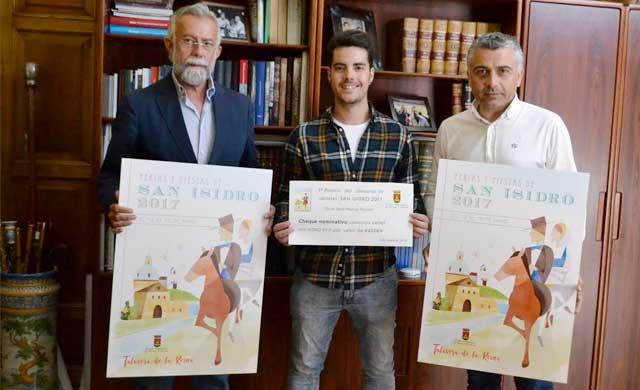 Óscar Raúl, ganador del cartel de la Feria de San Isidro