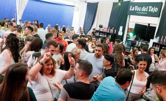 La caseta de La Voz del Tajo vuelve a ser referente en San Isidro