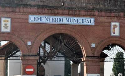 Piden garantizar los entierros en Talavera hasta en 2021
