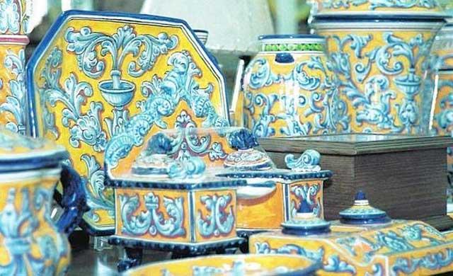 Ramos se reunirá con los ceramistas y llama
