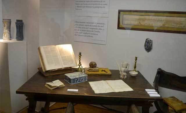 Se presenta el libro 'Cervantes en la mesa' inspirado en la exposición del Ruiz de Luna
