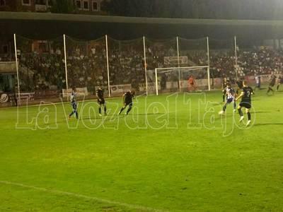 El CF Talavera gana al Antequera 3-1 y sigue soñando en la Copa del Rey