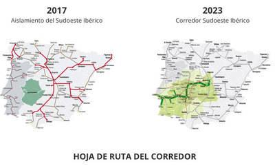 La Plataforma Extremadura en Red pide que se inicien la obras del AVE con parada en Talavera