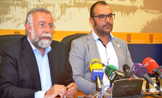 Ciudadanos Talavera entra en el Gobierno Municipal ante la 'crisis' de la ciudad