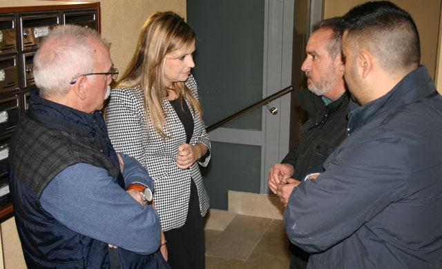 Elena de la Cruz exige concreción en las inversiones ferroviarias para Talavera