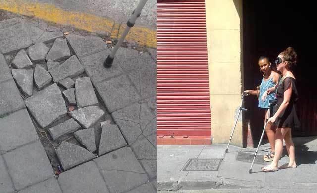 Talavera de la Reina, ¿una ciudad para personas con discapacidad?