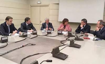 El Senado aprueba la moción para ayudar a Talavera