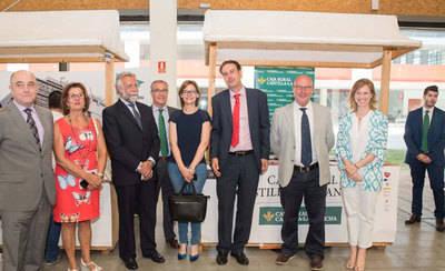 Caja Rural participa en la Feria de Empleo y Emprendimiento