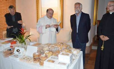 Inaugurada la VI Feria de Dulces de Monjas con productos de 70 monasterios