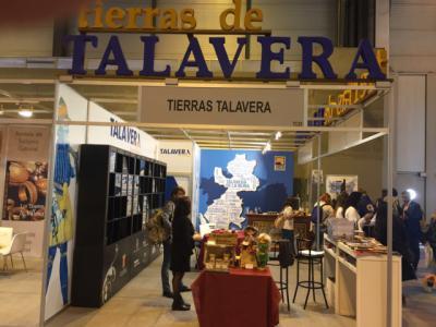 Estand de Talavera de la Reina en FITUR 2018