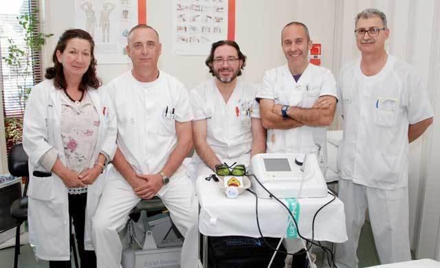 Los profesionales del Hospital de Talavera innovan en Zaragoza