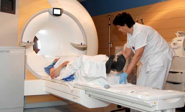 radiografía de próstata por resonancia magnética multiparamétrica