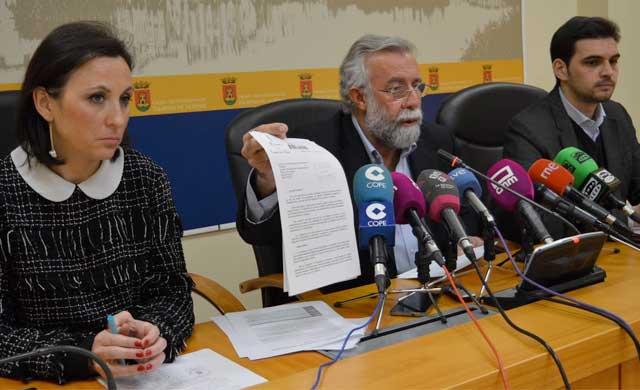 El alcalde de Talavera pide una ITI individual para la ciudad