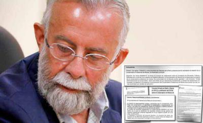 Ramos exige a la Junta el Conservatorio pero se olvida que firmó en 2015 asumir la gestión económica