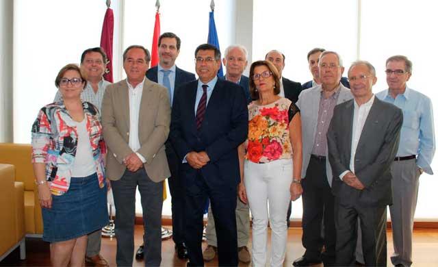 Junta, FEDETO y diputados y senadores socialistas piden 'rapidez' para revertir la situación de Talavera