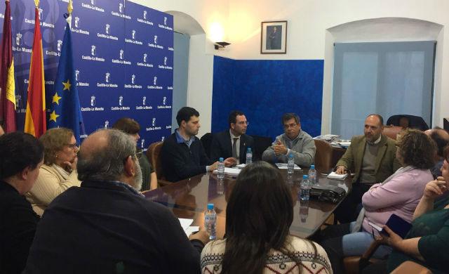 """La Junta reitera su compromiso con Talavera con """"el doble"""" de inversión en zonas ITI y la creación de infraestructuras"""