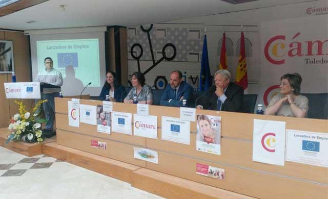 La Cámara de Comercio clausura la Lanzadera de Empleo de Talavera