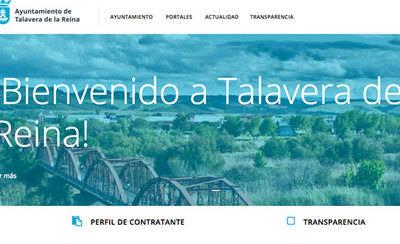 El Ayuntamiento de Talavera presenta una nueva web