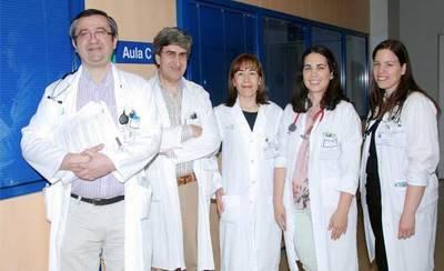 El Hospital de Talavera inicia un protocolo de coordinación entre Oncología y Geriatría