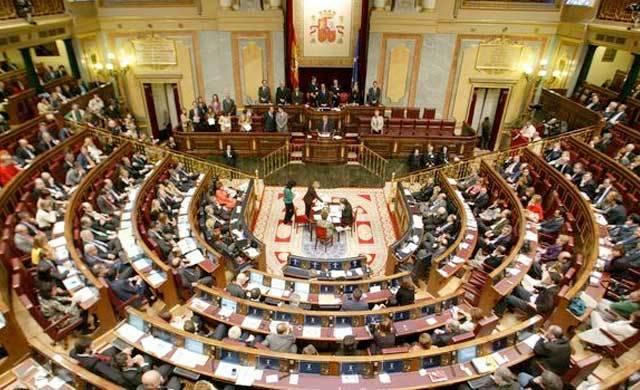 PP y C's, en el Congreso, alejan el desdoblamiento de la A-5