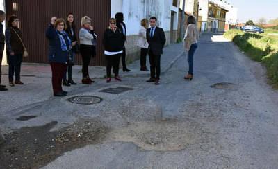 PSOE lleva a Pleno la limpieza y asfaltado de Patrocinio