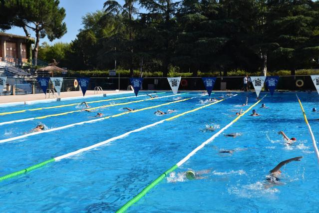 TALAVERA | Abren las piscinas municipales con el protocolo 'anti-Covid'