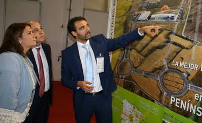 Interés de operadores y empresas del mundo de la logística por el proyecto de Talavera