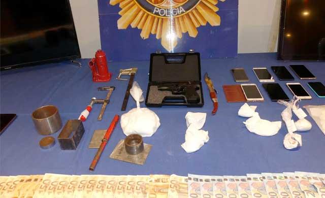 Desarticulado un clan familiar que distribuía cocaína en dos bares próximos a la Plaza de España