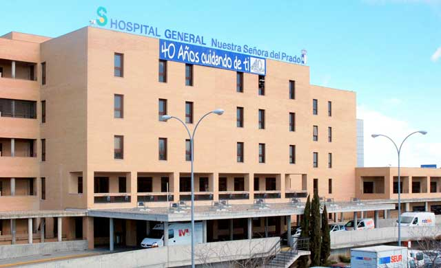 El Hospital de Talavera candidato al premio 'Hospital Optimista'