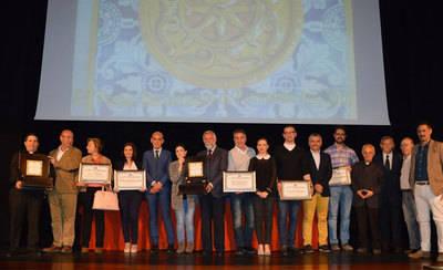 Entregados los XVI Premios a la Recuperación del Patrimonio de Talavera