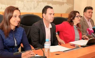 Ganemos y PSOE presentan una moción del pacto antitransfuguismo