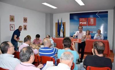 PSOE asistirá al Congreso Provincial con 'unidad' para apoyar a Pedro Sánchez