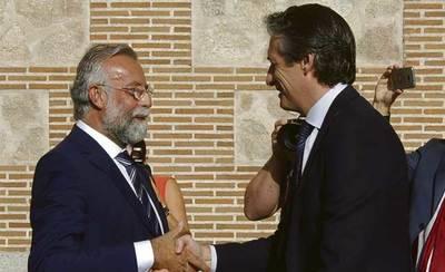 El ministro Iñigo de la Serna no trae ni fecha ni presupuesto para el AVE de Talavera (VÍDEO)