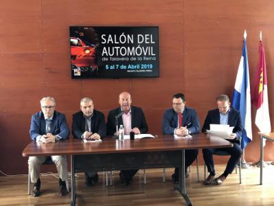 El IX Salón del Automóvil, este fin de semana en Talavera