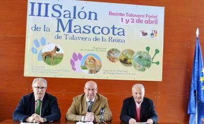 El 'Salón de la Mascota' de Talavera reunirá a más de 2.000 animales
