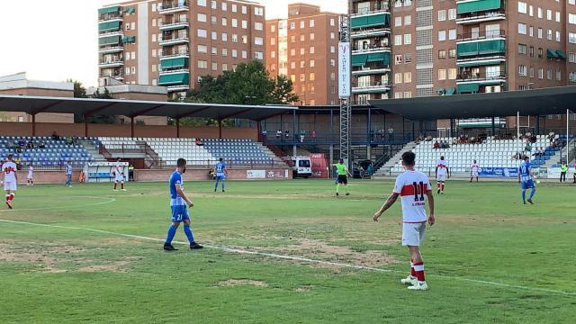 El Talavera despide la pretemporada en casa con empate