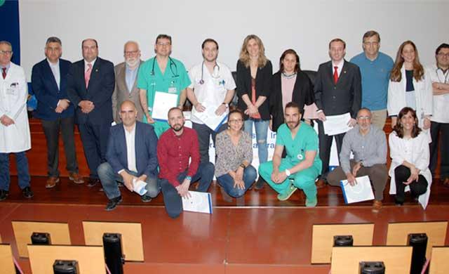 Entregados los V Premios de Investigación del Área Integrada de Talavera