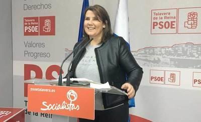 Agustina García Élez, Secretaria General del PSOE de Talavera: El nuevo PP