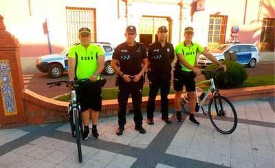 El carril bici de Talavera vuelve a contar con servicio del UBAM