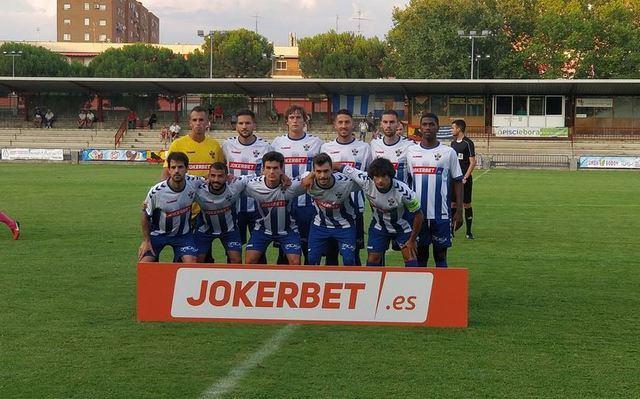Sufrido último partido de la pretemporada del CF Talavera