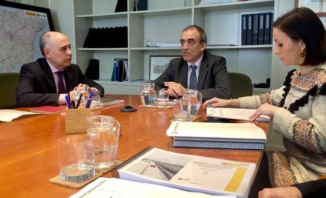 Reunión 'fructífera' de la Comisíon de Seguimiento para la plataforma logística