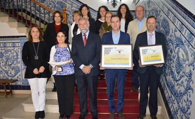 El centro médico Ssysna recibe el premio 'Talavera en Igualdad: empresa'