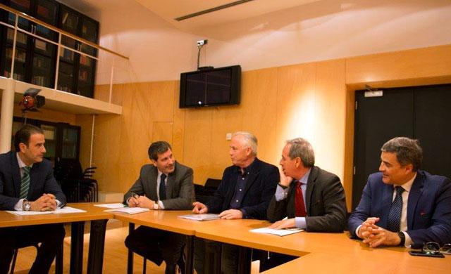 Fedeto se reúne con diputados nacionales para analizar el Plan Talavera